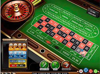 Roulette Advanced 1