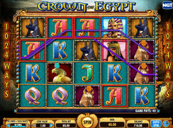 Crown Of Egypt 2