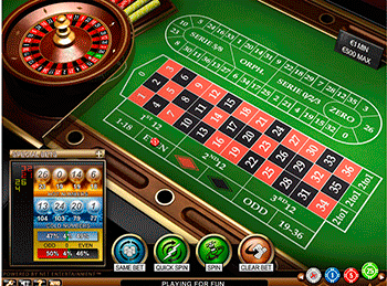 Roulette Advanced 3