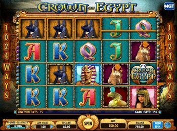 Crown Of Egypt 1