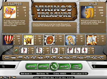 Vikings Treasure 5